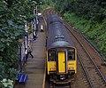 Hornbeam Park railway station MMB 07 150211.jpg
