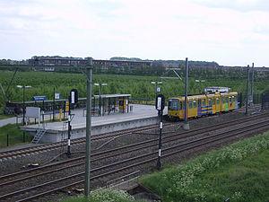 Houten Castellum railway station - Image: Houten Castellum