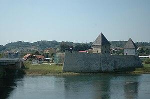 Hrvatska Kostajnica - Hrvatska Kostajnica Castle