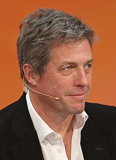Hugh Grant English actor