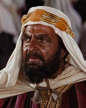 Hugh Griffith - From the film Ben-Hur