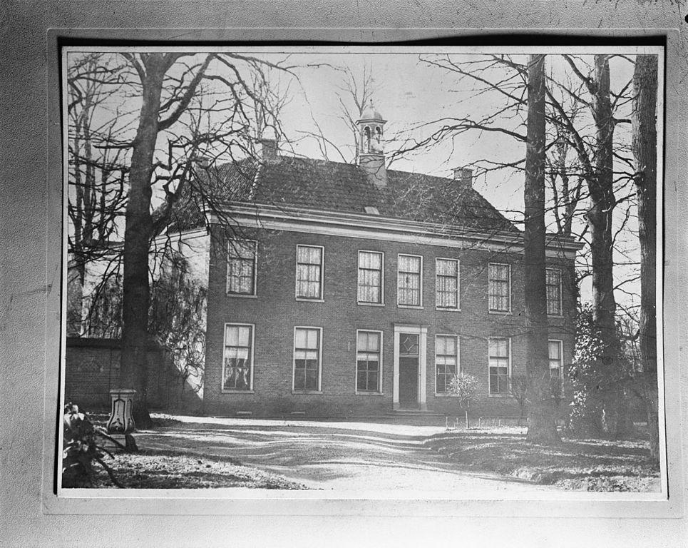 File huis vilsteren exterieur voorzijde repro van oude foto vilsteren 20242531 - Oude huis fotos ...