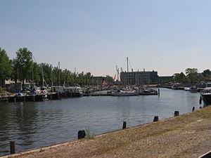 Huizen - Harbour of Huizen