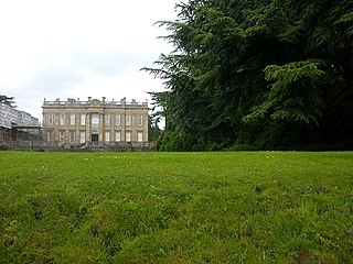 Easton Neston civil parish in South Northamptonshire, Northamptonshire, England