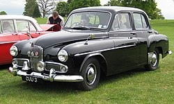 Humber Hawk Mark VIa Limousine (1957)