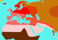 huxley s map of racial categories from on the