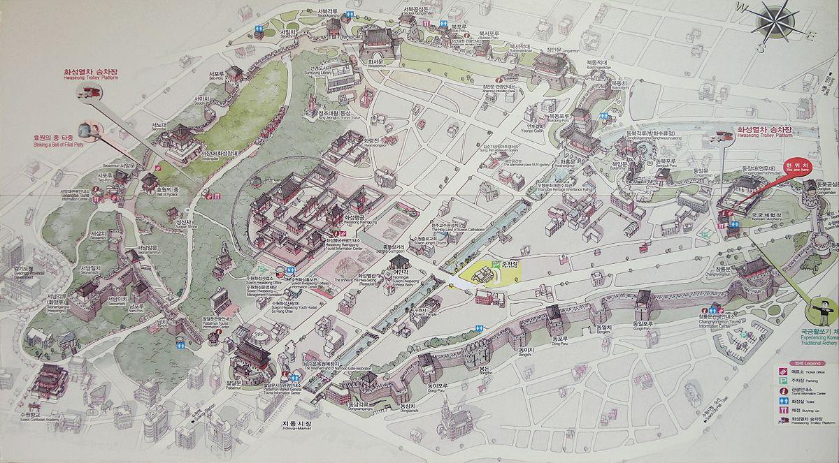 Hwaseong Fortress Wikiwand