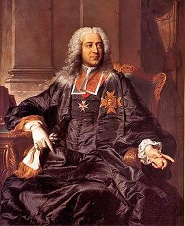 Conde Marc Pierre De Voyer De Paulmy D'Argenson