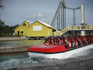 Oakwood Theme Park - Drenched (Formerly Hydro)