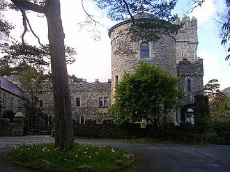 Glenveagh Castle - Image: IE Glenveagh Castle 01