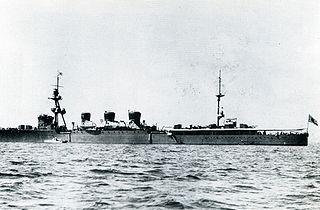 <i>Kuma</i>-class cruiser