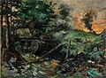 INF3-18 Tank battle Artist Terence Cuneo 1939-1946.jpg