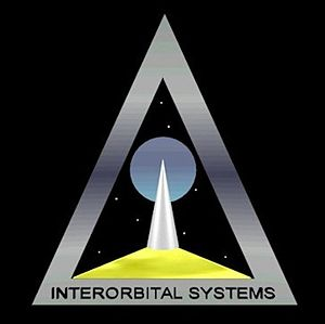 Interorbital Systems - IOS LOGO