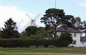 Wimbledon Common, Windmill