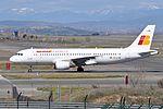 Iberia Express, Airbus A320-216(WL), EC-LYM - MAD (18371352430).jpg
