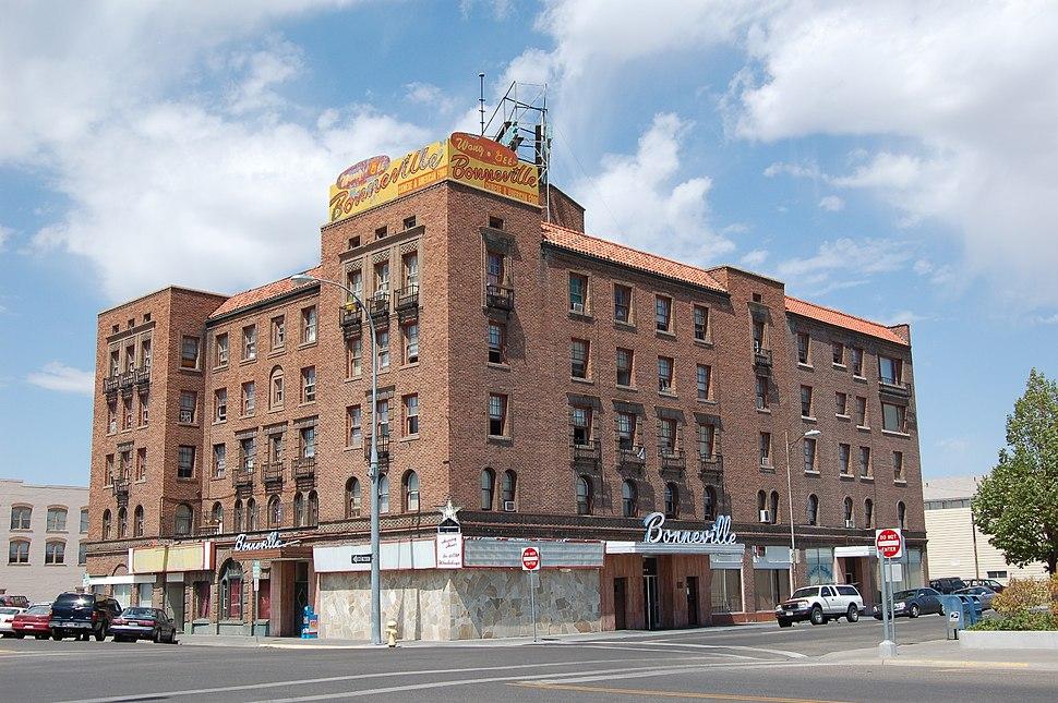 Idaho Falls Bonneville Hotel