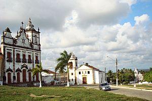 Igarassu, Pernambuco - Historic center of Igarassu