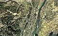 Iiyama city center area Aerial photograph.1976.jpg