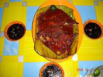 Ikan bakar - Ikan Bakar of Muar, Johor, Malaysia
