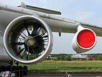 Il-76LL (RA-76492) NK-93 engine.jpg