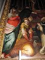 Il poppi, crocifisso che parla a san tommaso e santi (1590 ca) 02.JPG