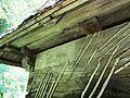 Ileanda Biserica de lemn detaliu.JPG