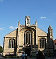 In St. Michael le Belfrey Guy Fawkes was christened. - panoramio.jpg