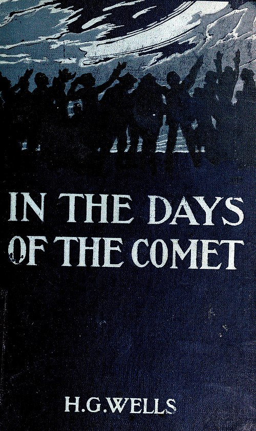 In the days of the comet - cover.jpg