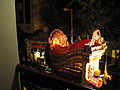 India - Sights & Culture - a Hindu parade passes by my flat at 3am - 02 (2805628172).jpg