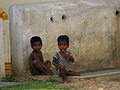 India - Sights and Culture - young children in Semmenchei Tsunami relocation settlement (3975866743).jpg