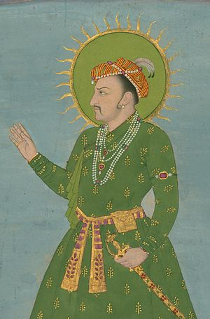 Jahangir - Emperor Jahangir was the 4th Mughal king