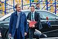 Informal meeting of ministers for foreign affairs (Gymnich). Arrivals Ömer Çelik (36928367812).jpg