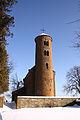 Inowłódz kościół par., ob. fil. p.w. św. Idziego171765 z 27.12.1967.jpg