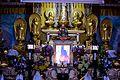 Inside of the Japaneses temple , Darjeeling.jpg
