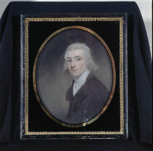 File interieur schilderij portret van mr wilem hendrik for Interieur 607