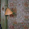 Interieur woonkamer, detail behang - 's-Gravenhage - 20327048 - RCE.jpg