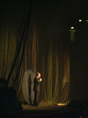 The Pick of Destiny Tour (2006–2007) - Neil Hamburger opening