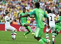 Iran and Nigeria match at the FIFA World Cup 2014-06-12 09.jpg