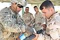 Iraqi army 73rd Brigade Range, Operation Inherent Resolve 150622-A-XM842-059.jpg