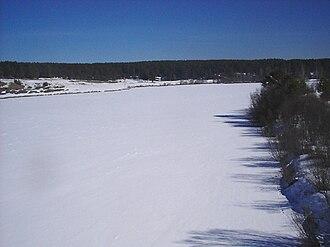 Irkut River - Image: Irkut 2