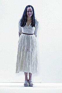 Isabel Toledo Cuban-American fashion designer