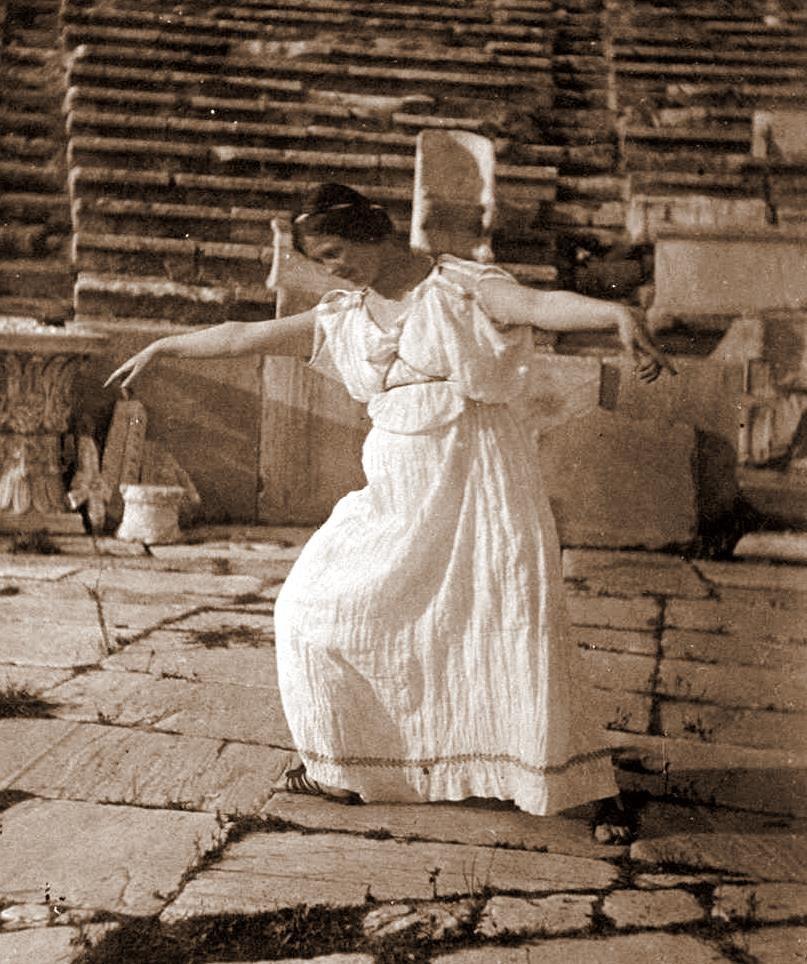 Isadora Duncan 1903