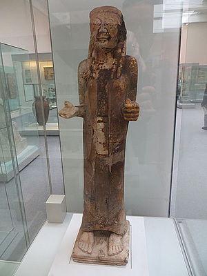 Isis Tomb, Vulci - Image: Isis Tomb (1)