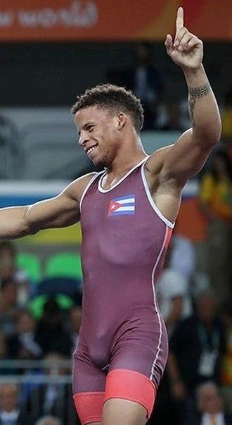 Ismael Borrero - Borrero at the 2016 Olympics