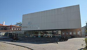 Istanbul Naval Museum - Istanbul Naval Museum new building.