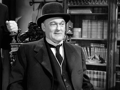It's a Wonderful Life (film) 1946 Frank Capra, director. Lionel Barrymore