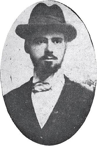 Ivan Anastasov - A photograph of Ivan Anastasov