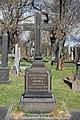 Iver Steen Thomle, gravminne på Vår Frelsers gravlund, Oslo.jpg