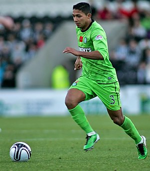 Neil Lennon - Emilio Izaguirre was voted SPFA Player of the Year in 2011