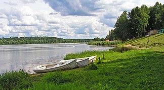 Goldaper lake
